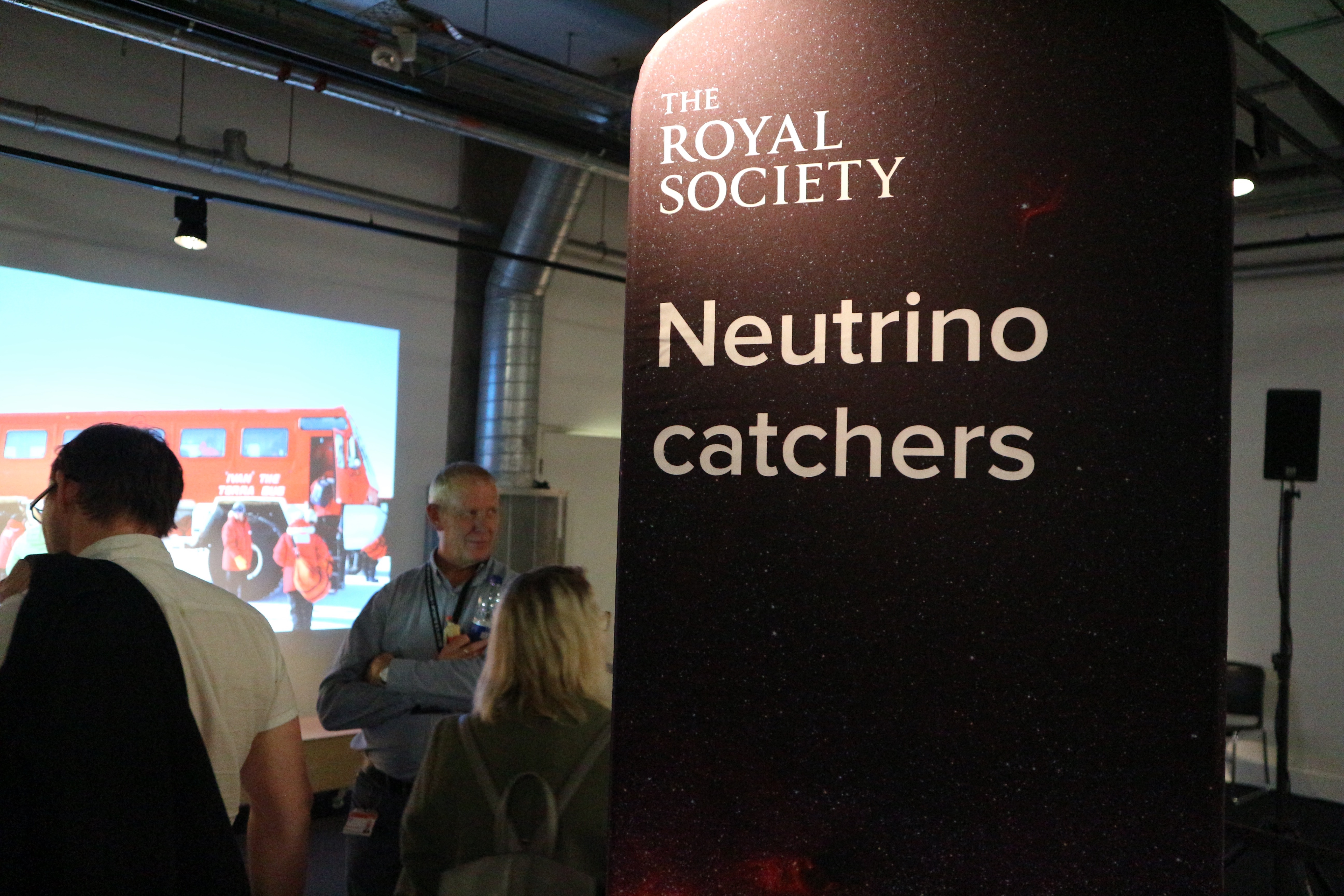 Neutrino Catchers